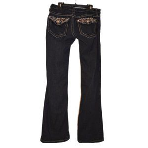 Daytrip Jeans  26 Long Bling Pockets